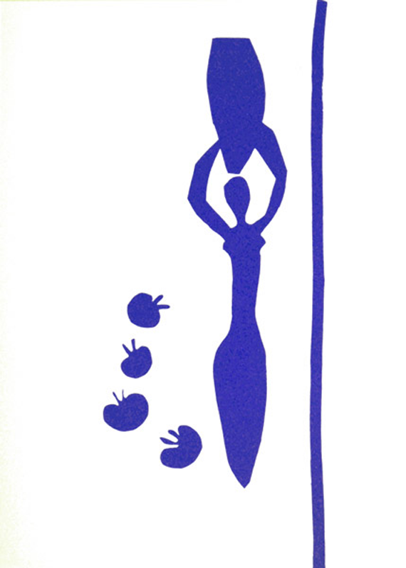 woman-with-amphora-and-pomegranates-henri-matisse-1952